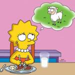 Rzecz o mym wegetarianizmie, czyli jak katuję dzieci sałatą