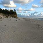 Łotwa – plaże puste po horyzont