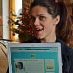 Nishka skończyła pierwszy rok życia, to już duuuża blogerka! ;)