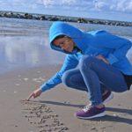 Rodzinne dialogi spisane na plaży #2