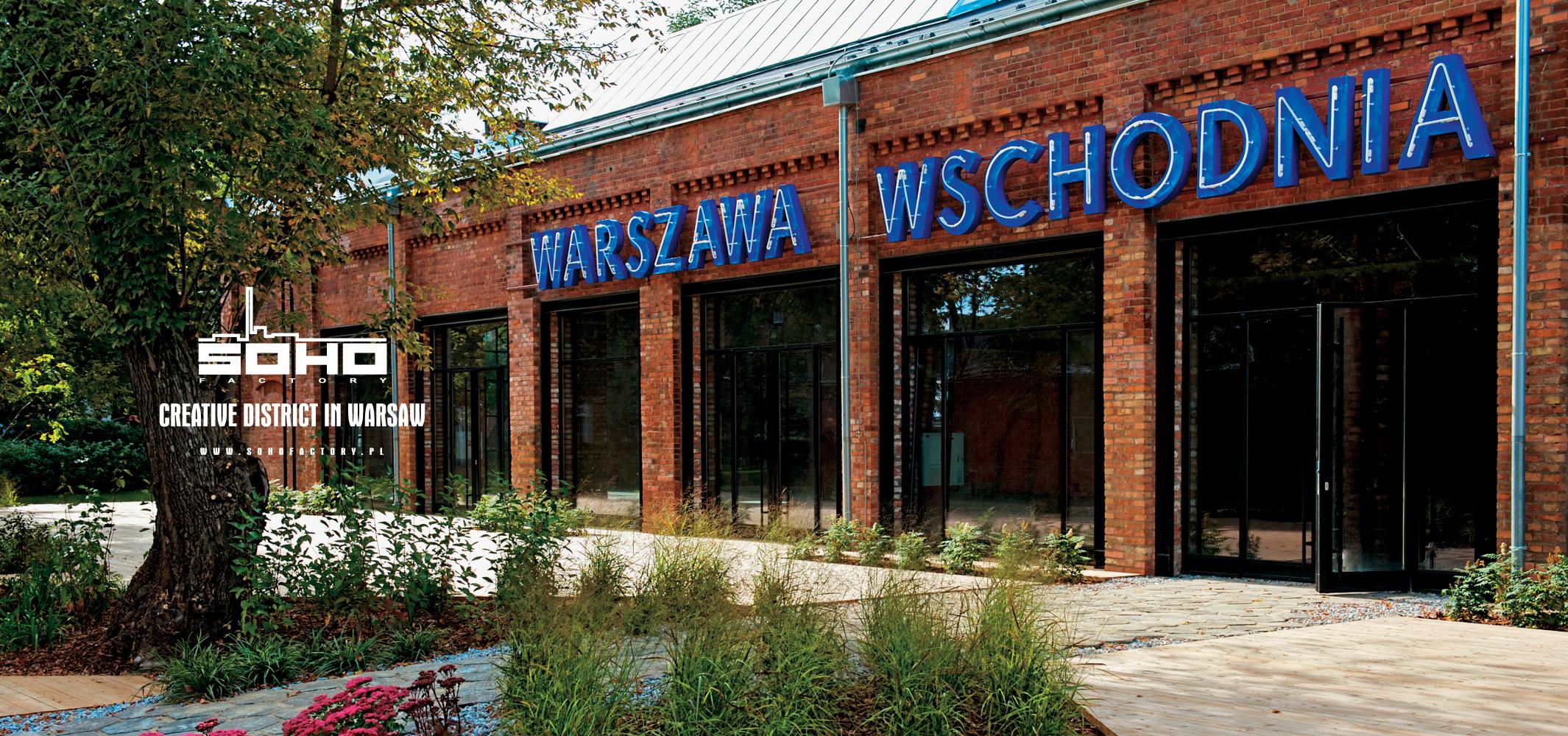 Warszawa Wschodnia SOHO