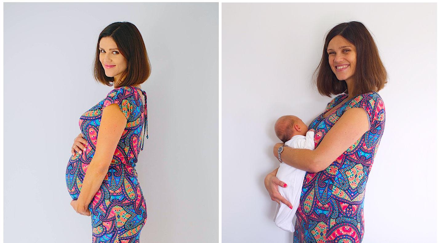 nishka ciąża dziecko